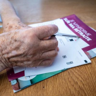 Réforme des retraites : Illustration